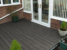 Fensys rot and slip resistant UPVC plastic composite garden decking for all year round use. Plastic Fencing, Decking Suppliers, Caravan Holiday, Led Manufacturers, Outdoor Living, Outdoor Decor, Fence, Gate, Living Spaces