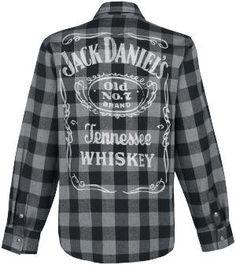 Camisa con cuadros por Jack Daniel's #jackdaniels $49.99€ #whisky en #empespaña .. la mayor tienda online de Europa de Merchandising oficial de bandas de #Metal, #Hard Rock , #Heavy, Ropa #Gótica , #Punk y todo lo que te hace falta para vivir el Rockstyle en toda su dimensión.