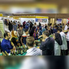 #KhaghaniNovinSepahan #exhibition #organicfood #organic #oil #fall #نمايشگاه