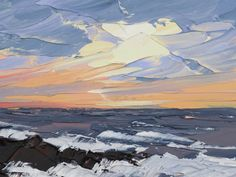 Newborough Anglesey 50x70cm - MATTHEW SNOWDEN
