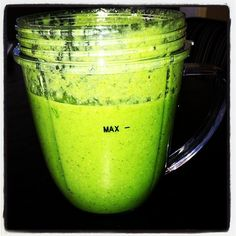 I rebuke my nana cooking in the name of Allah,Buddah & whoever else. #greenjuice #healthy #nutribullet #nutriblast