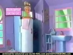 2002 Barbie Talking Townhouse Playset Commercial