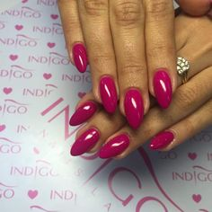 Jungle Queen Gel Polish by Sonia , Madeleine Studio, Indigo Wrocław #pink #nail #nails #queen #pure #nailart #queen