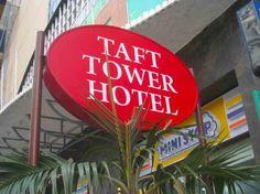 Taft Tower Manila  Taft Tower Manila en Manila (Filipinas)  Hotel Ranking : 6.4  Taft Tower Manila est convenientmente ubicado en la popular rea deDistrito Malate El hotel ofrece un alto estndar de servicio y las comodidades para satisfacer las necesidades particulares de los viajeros. Instalaciones como servicio de habitaciones 24h Wi-Fi gratis en las habitaciones servicio de recepcin 24h Wi-Fi en zonas comunes parking estn disponibles para que disfrutes. Las habitaciones estn diseadas para…