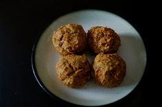 Live Faithfully: Vegan Carrot Muffins