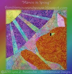 Thimblemouse & Spouse: Spring Fling Blog Hop - My Day