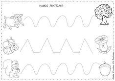 atividades para educação infantil para imprimir coordenação motora - Pesquisa Google