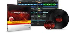Traktor : DJ Accessories : Bags, Cases, And Control Media : Software & Timecode Kit | Products