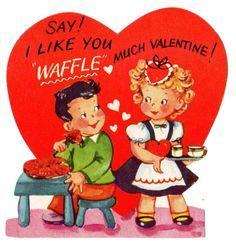 Vintage Valentine Cards, Vintage Holiday, Valentine Day Cards, Be My Valentine, Vintage Cards, Vintage Images, Valentines Illustration, Illustration Art, Illustrations
