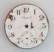 clock face printables - Google-søgning