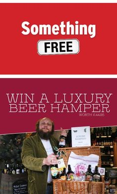 Win a Luxury Beer Hamper worth £44.95! https://www.facebook.com/photo.php?fbid=458029927599649=a.441180629284579.1073741828.440686676000641=1  Competition | Beer | Hamper | Win | Luxury