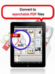 Snap2PDF for Your Productivity | Today's iPad App
