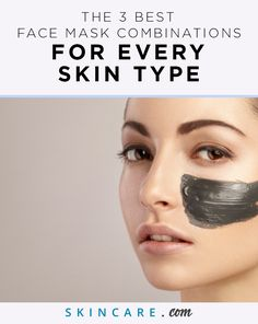 If you have combination skin, you might have a dry chin, oily T-Zone, and dull-looking cheeks. Or, maybe you have a dry T-Zone, oily cheeks, and a tired-looking complexion. Whatever your combination of skin types may be, we have the multi-masking recipes to target them. Here, we share how to multi-mask, plus multi-masking recipes for every skin type.