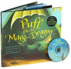 Puff the Magic Dragon book and cd