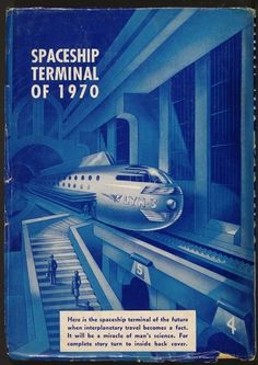 space terminal of 1970