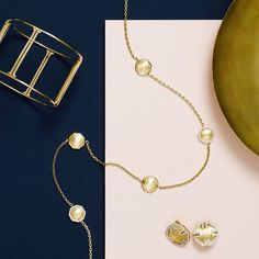 see the inspiration behind three #ivankatrumpfinejewelry collections