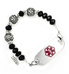 This will be my next Medical Alert bracelet!  www.laurenshope.com