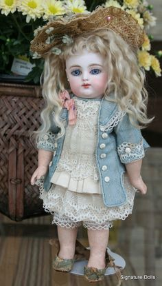 Size 1 Block Letter FG sold by Signature Dolls #DollShopsUnited