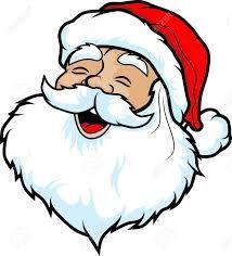 Resultado De Imagen Para Caras De Papa Noel Easy Santa Drawing Cartoon Styles Santa Claus Drawing