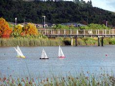 """The Lakes"" in Tauranga, New Zealand."