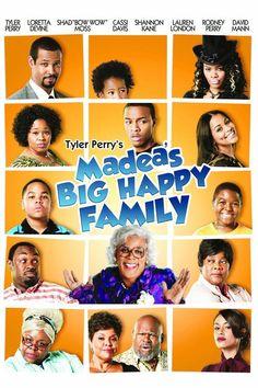 Madea's Big Happy Family Full Movie Online 2011