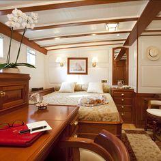 modern yacht interiors | ... Modern Classic Yacht | Sunreef Yachts Charter – Travel Blog