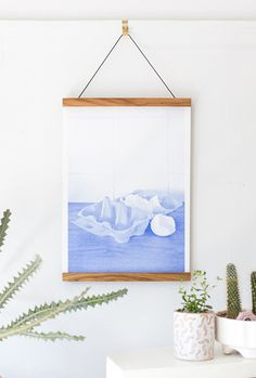 You can now order our bright monochrome Risograph prints right from the Parabo.Press website. Try it out. Turn any photo you've got into a bright pop, perfect for sprucing up any lackluster wall. You can grab the Wood Photo Rails on the site as well.