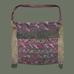 Old Bhutanese Bag