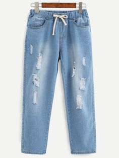 A piece of loose jeans is must have