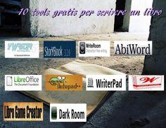 10 Tools gratis per scrivere un libro