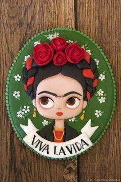 Resultado de imagem para frida kahlo caricatura