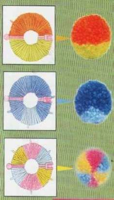39 trendy craft projects ideas pom poms for tweens pom crafts crafts crafts Cute Crafts, Diy And Crafts, Crafts For Kids, Arts And Crafts, Preschool Crafts, Pom Pom Crafts, Yarn Crafts, Easter Crafts, Christmas Crafts