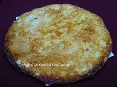 Cocina Costarricense: orejas de panadería