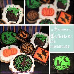 Galletas de Halloween-Halloween cokkie