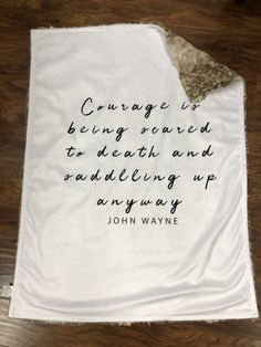 Courage swaddle