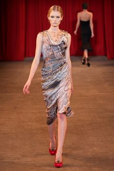 Christian Siriano Fall 2013 Ready-to-Wear Fashion Show
