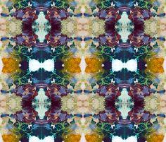 Taj Mahal fabric by baas on Spoonflower - custom fabric