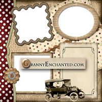 Free Digital Scrapbook Elements: QUICK PAGE DIRECTORY PAGE 1