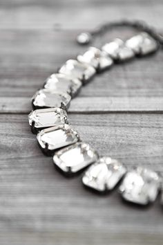 Vintage Chunky Necklace