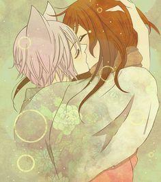 Tomoe and nanami ❤❤