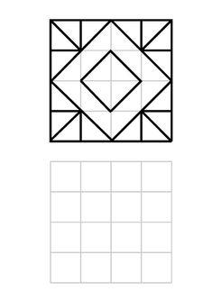 3rd grade, 4th grade Math Worksheets: Lines of symmetry #3 ...