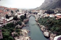 7 merveilles architecturales que personne ne connait et c'est bien dommage - Le Stari Most de Mostar, Bosnie-Herzégovine