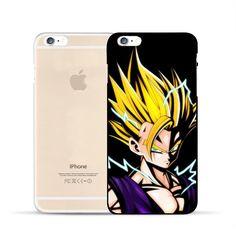 Dragon Ball Gohan Super Saiyan Kid Fan Art Amazing iPhone 5 6 7 s Plus Case  #Dragon Ball #Gohan #Super Saiyan Kid #Fan Art #Amazing #iPhone 5 6 7 s Plus Case