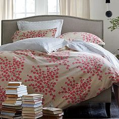 Emma Bouquet Floral Flannel Sheets&Bedding Set | The Company Store