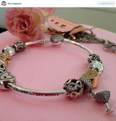 Pandora Mother's Day 2015 and Spring Collection