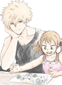 My Hero Academia Episodes, My Hero Academia Memes, Hero Academia Characters, My Hero Academia Manga, Boku No Hero Academia, Anime Characters, Anime Dad, Otaku Anime, Bakugou And Uraraka
