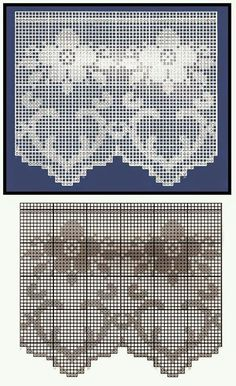 Learn to Crochet – Crochet Wave Fan Edging. Filet Crochet, Crochet Borders, Crochet Cross, Love Crochet, Learn To Crochet, Crochet Motif, Crochet Lace, Crochet Stitches, Crochet Patterns