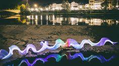 Greob - Light Painting - Light Art  - Italy - 2016 #lightpainting #lightart #Italy