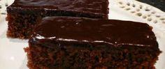 Šťavnatý čokoládový zákusek