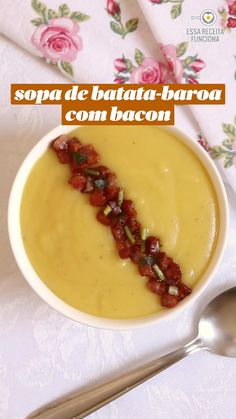 Homemade Dog Food, Homemade Soup, Cream Soup Recipes, Recipe Girl, Food Decoration, Potato Soup, Everyday Food, Bacon, Food Porn